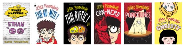 Oliver P 6 Books